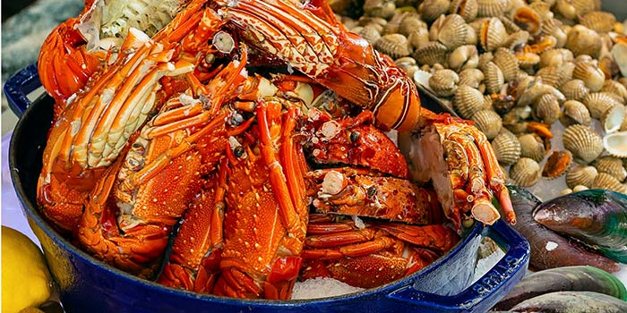 Lobster at Sana Sini