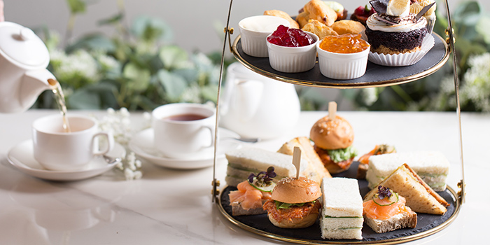Afternoon Tea Set from The Marmalade Pantry (ION Orchard) in Orchard, Singapore
