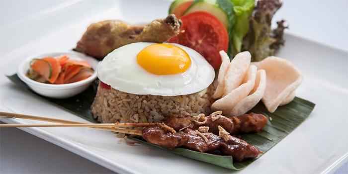 Food from Seminyak Kitchen, Bali