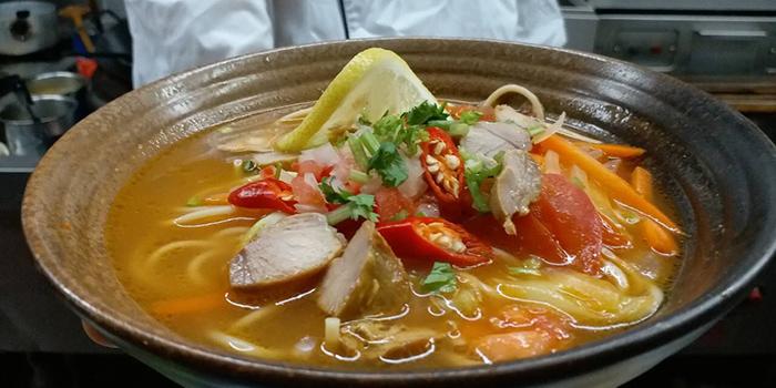 Noodles, Annapurna Restaurant & Bar, Central, Hong Kong
