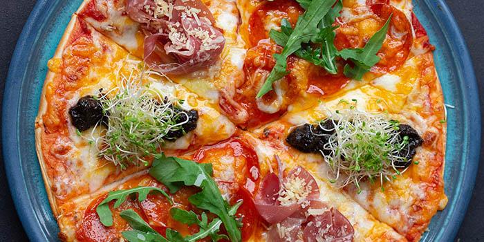 Pizza, Runway HK, Central, Hong Kong