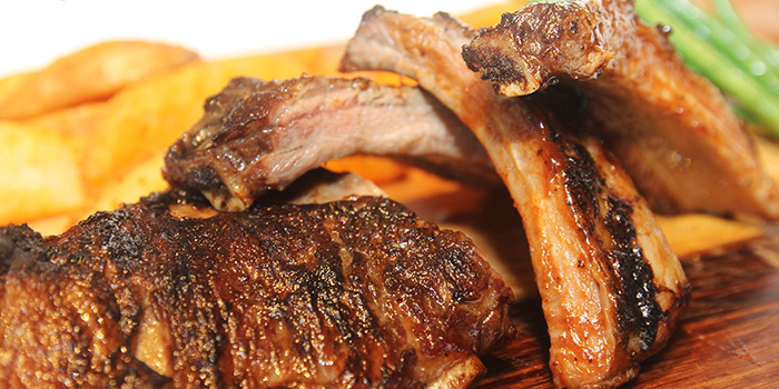 Pork Ribs from Bistro @ Duo at Duo Galleria in Bugis, Singapore