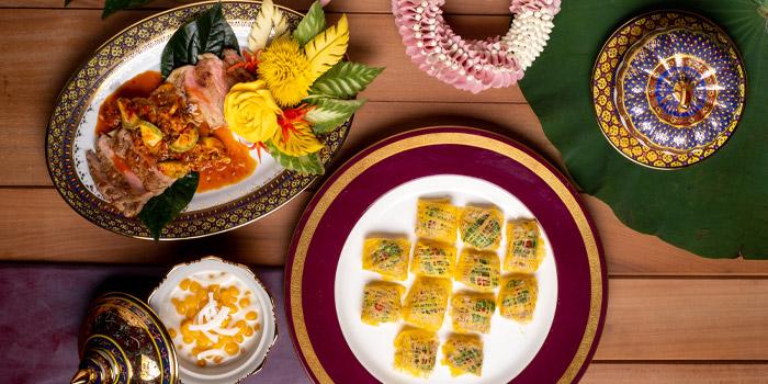 RAMA II from Praya Dining at Somdej, Prapinklao Soi 2, Bangkok