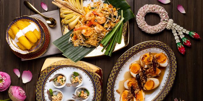 RATTANAKOSIN from Praya Dining at Somdej, Prapinklao Soi 2, Bangkok