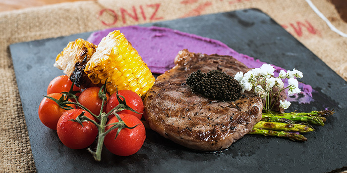 Ribeye Steak from Hopscotch in Telok Blangah, Singapore