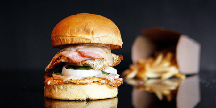 Craft Your Own from 25 Degrees Burgers & Liquor Bar in Bugis, Singapore