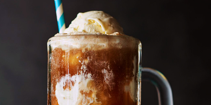 Root Beer Float from FATPAPA