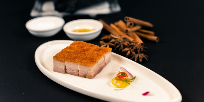 Roasted Pork from Made In Orient by Chef Avenue in Tai Seng, Singapore