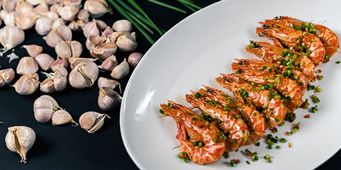 Salt & Pepper Prawn from Made In Orient by Chef Avenue in Tai Seng, Singapore