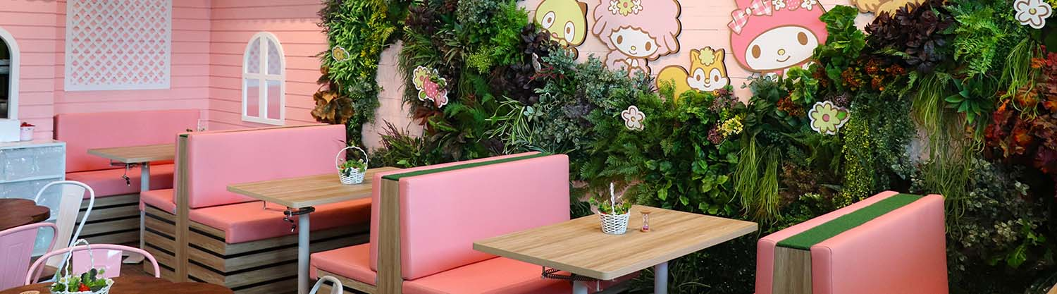 MY MELODY CAFE SINGAPORE, PROMENADE