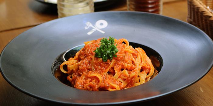 Spagetti Alla Bolognese from Pasta e Formaggio at Marina Square Mall in Promenade, Singapore