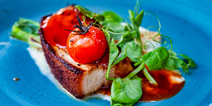 Pork Belly from PORTA in Park Hotel Clarke Quay in Robertson Quay, Singapore