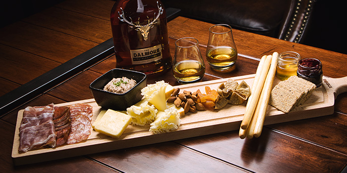 Charcuterie Board from The Cooperage in Clarke Quay, Singapore