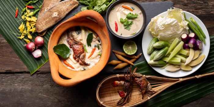 SUKHOTHAI from Praya Dining at Somdej, Prapinklao Soi 2, Bangkok
