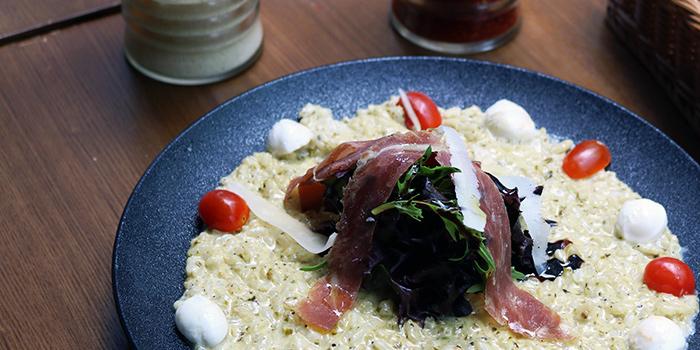 Risotto Di Caprese from Pasta e Formaggio at Marina Square Mall in Promenade, Singapore