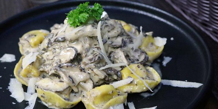 Tortellini E Tartufo from Pasta e Formaggio at Marina Square Mall in Promenade, Singapore