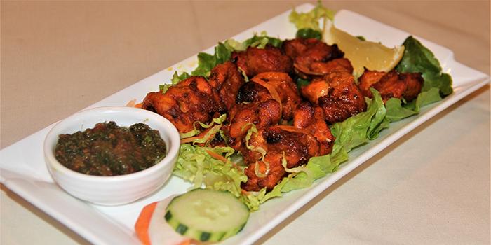 Chicken Skewers, Annapurna Restaurant & Bar, Central, Hong Kong