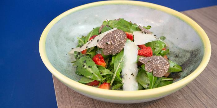 Strawberries Rocket Salad from La Dotta Pasta Bar & Store