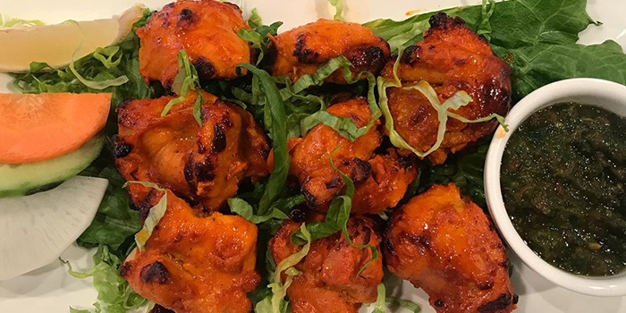 Tandoori Chicken, Annapurna Restaurant & Bar, Central, Hong Kong
