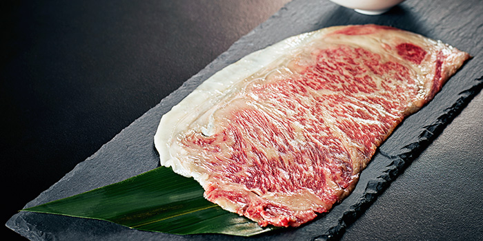 Wagyu Slice from The Gyu Bar in Newton, Singapore