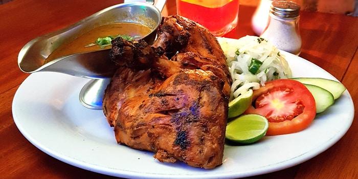 Tandori Chicken at Eastern Promise