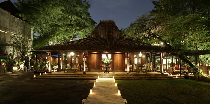 Interior 4 at Plataran Dharmawangsa