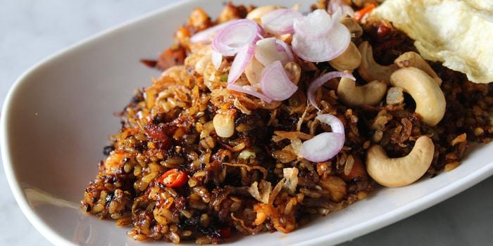 Nasi Goreng Keling at Plataran Menteng