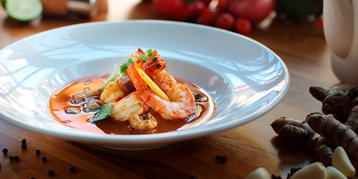 Food from Romeos Bar & Grillery, Legian, Bali