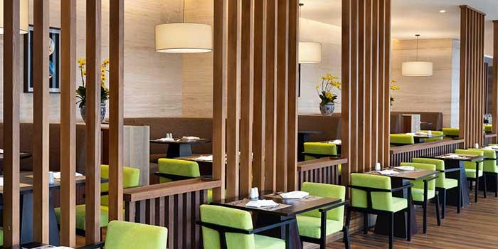 Ambience at Duta Café