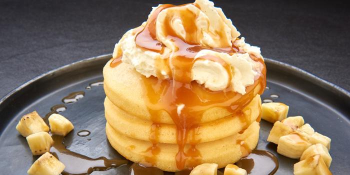 Banana Pancakes from D