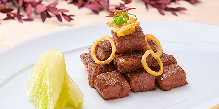 Beef, Dynasty Garden, Kowloon Bay, Hong Kong