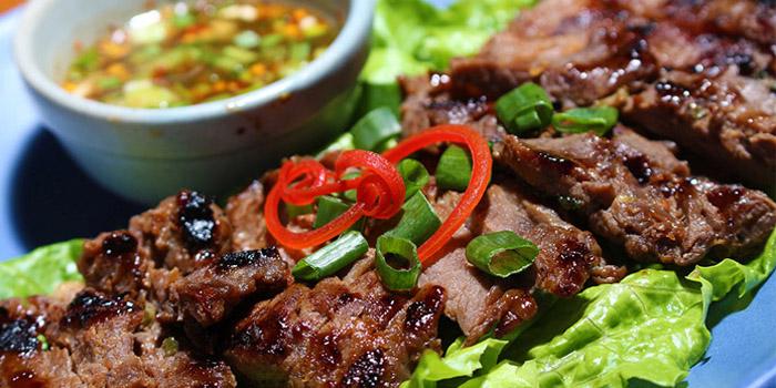 Beef, Baan Thai, Central, Hong Kong