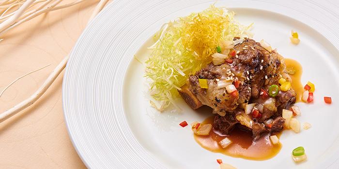 Beef rib, Dynasty Garden, Kowloon Bay, Hong Kong