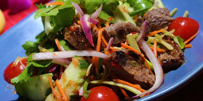 Beef Salad, Baan Thai, Central, Hong Kong