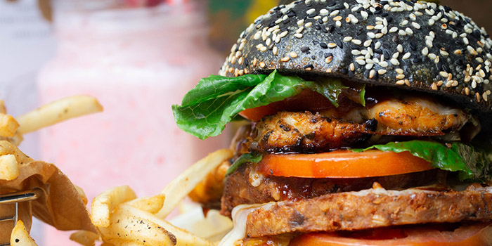 Burger, Runway HK, Central, Hong Kong