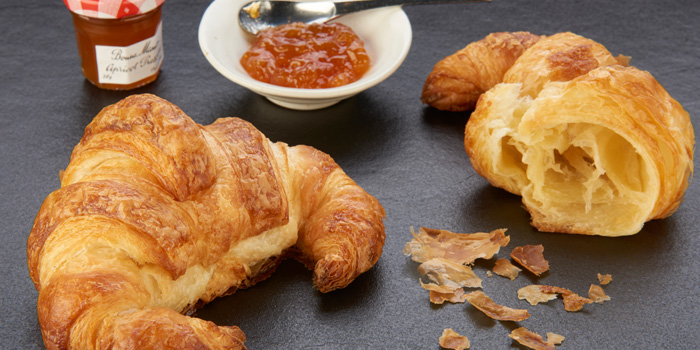 Butter Croissant from D