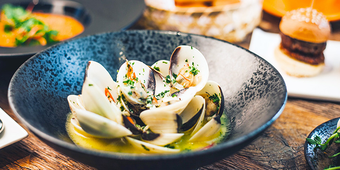 Chilli Clams from Inspirit House at The Punggol Settlement in Punggol, Singapore