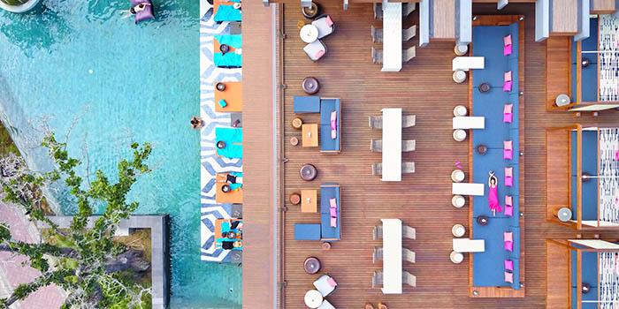 Pool at SugarSand Seminyak, Bali