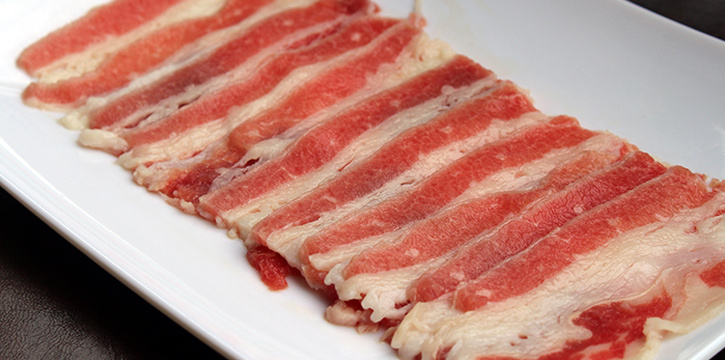 Beef Blank from Chao Niu Hot Pot in East Coast, Singapore