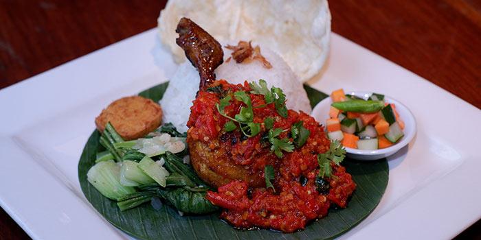 Dish 3 at Cazbar