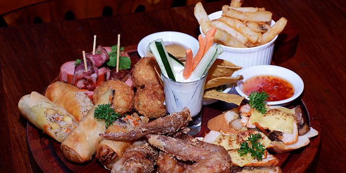 Dish 1 at Cazbar