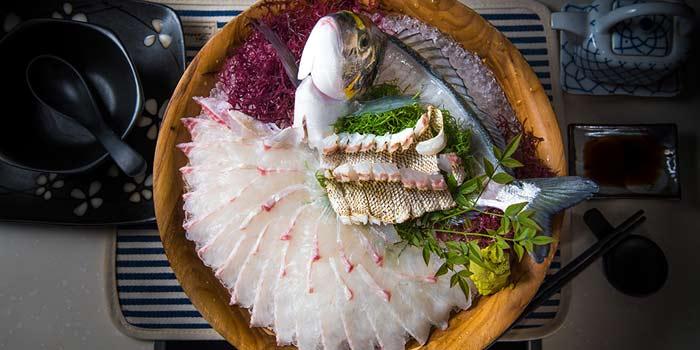 Fish, Wulu Bar & Restaurant, Tsim Sha Tsui, Hong Kong