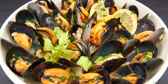 French Mussels from D