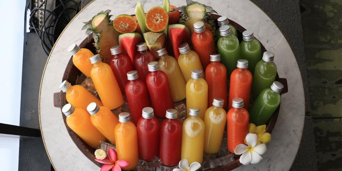 Fresh Fruit Juice from Elefin at 3/250 Soi Mahadlekluang 2 Rajadamri Road, Patumwan Bangkok