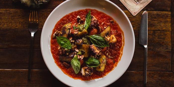 Grilled Octopus from Cantina Pizzaria & Italian Kitchen at 26/3, (Room A4- A5) Soi Sukhumvit 11, Sukhumvit Rd Klong Toey Nua, Wattana Bangkok