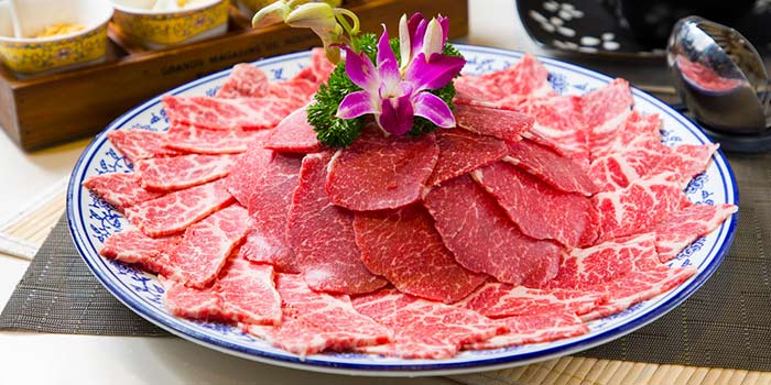 Local Beef, Wulu Bar & Restaurant, Tsim Sha Tsui, Hong Kong