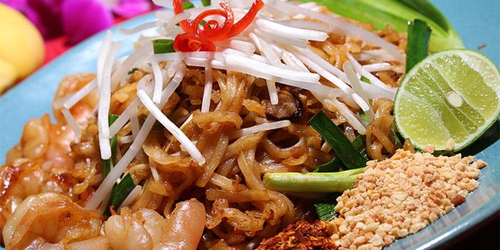 Pad Thai, Baan Thai, Central, Hong Kong