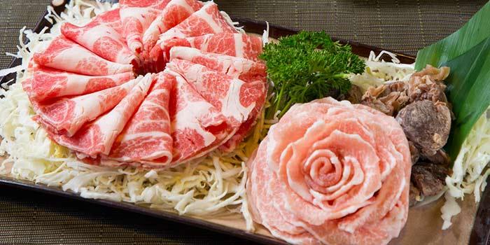Pork Set, Wulu Bar & Restaurant, Tsim Sha Tsui, Hong Kong