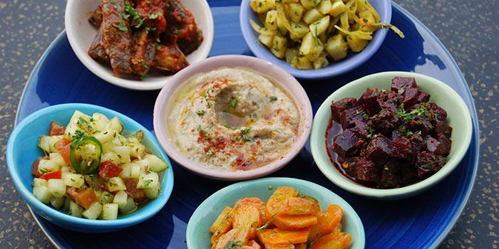 Dish 1 at Tangier