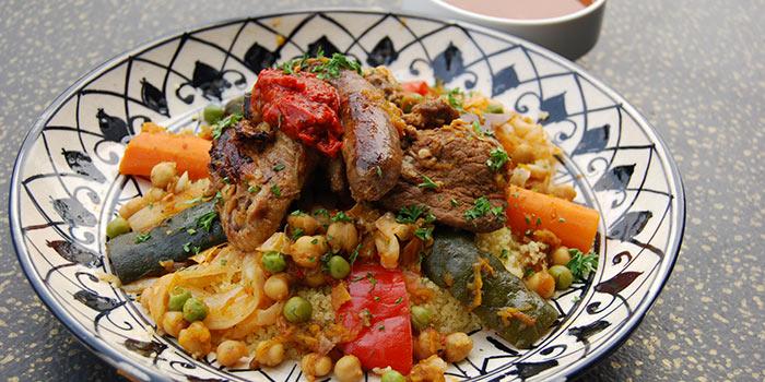 Dish 5 at Tangier